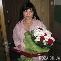 Bouquet for the mother-in-law - Photo 1