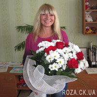 Bouquet for the mother-in-law - Photo 3