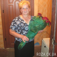 Bouquet of 23 roses - Photo 2