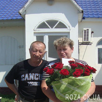 A bouquet of roses for a man - Photo 2