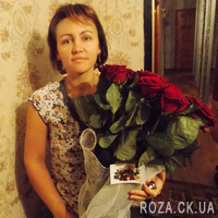 Bouquet of roses in original design - Photo 2