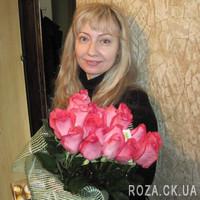 Розовые импортные розы - Фото 1