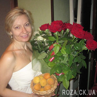 Wonderful bouquet of 11 red roses - Photo 4
