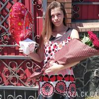 11 roses and Raffaello - Photo 1