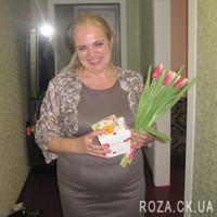 11 розовых тюльпанов - Фото 1
