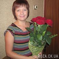 5 красных роз - Фото 6