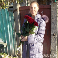 5 red roses - Photo 7