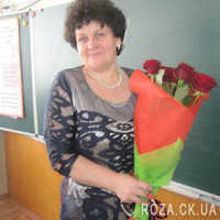 Authentic bouquet of red roses - Photo 4
