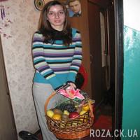 Большая фруктовая корзина - Фото 1