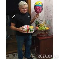 Большая фруктовая корзина - Фото 2