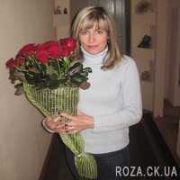 Bouquet of 23 roses - Photo 3