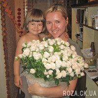 Bouquet of 51 roses - Photo 1