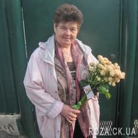 Букет из 9 кремовых веточных роз - Фото 1