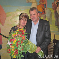 Bouquet of alstromeries - Photo 1