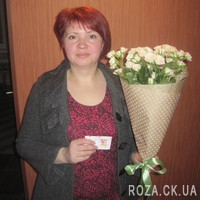 Bouquet from rose spray - Photo 1