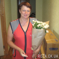 Bouquet from rose spray - Photo 2