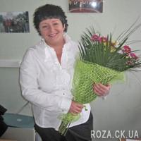 Букет із хризантем - Фото 1