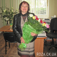 Bouquet of roses Cherkasy - Photo 1