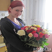 Bouquet of roses Cherkasy - Photo 2