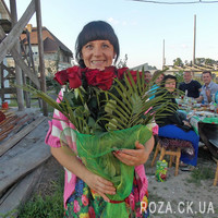 A bouquet of roses for a man - Photo 3