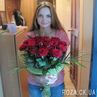 A bouquet of roses for a man - Photo 4