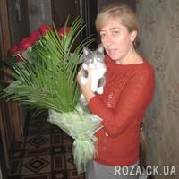 Букет роз для мужчины - Фото 5