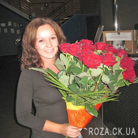 A bouquet of roses for a man - Photo 7