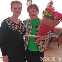 Букет розовых роз для женщины - Фото 3