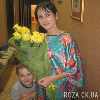 Bouquet of yellow roses - Photo 4
