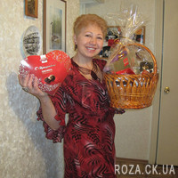 Basket of sweets - Photo 1
