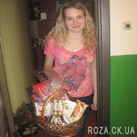 Basket of sweets - Photo 2