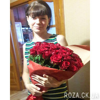 Beautiful bouquet of roses - Photo 2