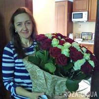 Buy 101 roses - Photo 1