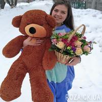 Buy a big Teddy bear 1.2 m - Photo 1