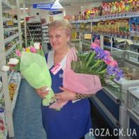 Buy tulips in Cherkassy - Photo 1