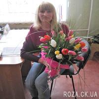 Buy tulips in Cherkassy - Photo 2