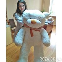 Huge white Teddy Bear 1.6 m - Photo 1