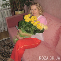 Превосходный букет из желтых роз - Фото 1