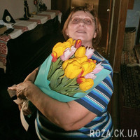 Tulips with delivery to Cherkassy - Photo 1