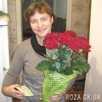 Wonderful bouquet of 11 red roses - Photo 6