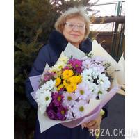 Buy chrysanthemums in Cherkassy - Photo 4