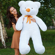 Teddy Bear 1,4 m - flowers and bouquets on roza.ck.ua