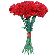 """A small bouquet of carnations"" in the online flower shop roza.ck.ua"