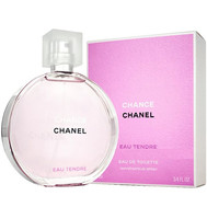 """CHANEL CHANCE EAU TENDRE"" in the online flower shop roza.ck.ua"