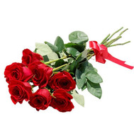 """7 red roses"" in the online flower shop roza.ck.ua"