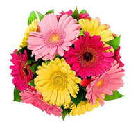 """Bouquet of gerberas flowers"" in the online flower shop roza.ck.ua"
