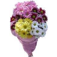 """Bouquet of chrysanthemums Cherkassy"" in the online flower shop roza.ck.ua"