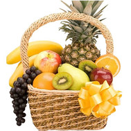Excellent fruit basket - flowers and bouquets on roza.ck.ua
