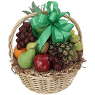 Popular fruit basket - flowers and bouquets on roza.ck.ua