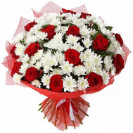 """Popular bouquet of flowers"" in the online flower shop roza.ck.ua"